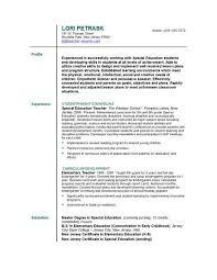 resume writing for teaching jobs resume format for fresher resume sample for teaching