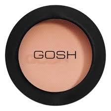 Купить <b>компактные румяна для лица</b> Natural Blush 5г GOSH по ...
