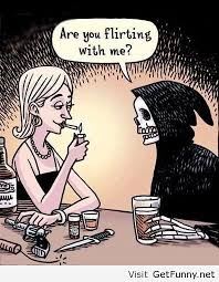 Flirting with death - Funny Pictures, Funny Quotes, Funny Memes ... via Relatably.com