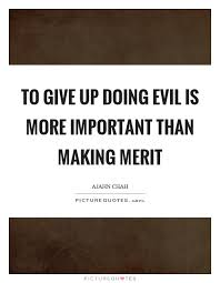 Image result for merit quotations