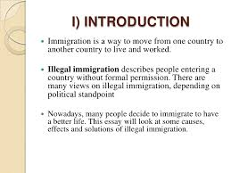 essay about immigration illegal immigration  jpgcb illegal immigrant essay