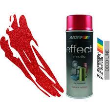 <b>Эмаль аэрозольная</b> с эффектом металлик <b>Motip</b> Deco Effect ...