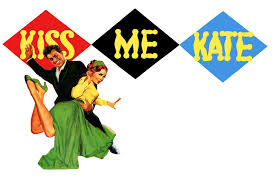 taming of the shrew the dic·tion·ar·y pro·ject kiss me kate logo
