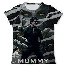 <b>Printio</b> The <b>Mummy</b>, Женская Одежда Челябинск