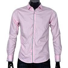 BUSIM Men's <b>Long Sleeve</b> Shirt Fashion Personality Business ...