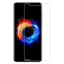 <b>Защитная пленка</b> для Huawei Y9 (2018) <b>Red</b> Line <b>гибридная</b> ...