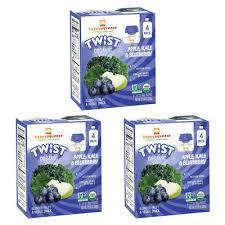 3x new nurture inc. <b>happy baby</b> squeeze organic superfoods <b>twist</b> ...