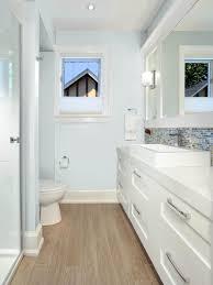 coastal bathroom designs: off to the beach rx nkba  blue contemporary bath vjpgrendhgtvcom