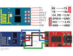 build you own esp8266 web server 14core com 14core esp wiring