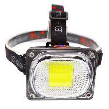 <b>Portable</b> mini COB <b>LED Headlamp</b> USB charging <b>Outdoor camping</b> ...