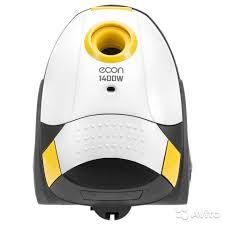 <b>Пылесос econ ECO-1401VB</b> (1400/300Вт, мешок 2л) купить в ...