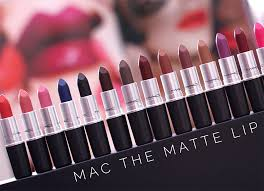 <b>MAC</b> The Matte Lip Collection: Many of These Lipsticks Are Stars ...