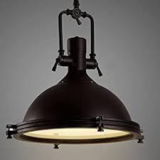 Large Industrial Pendant Light - Amazon.com