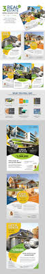 best ideas about real estate flyers real estate 3 clean premium real estate flyer vol 2