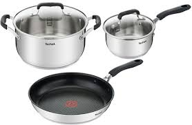 Купить <b>набор посуды</b> Tefal Cook&Cool, <b>5 предметов</b> (G7155S14 ...