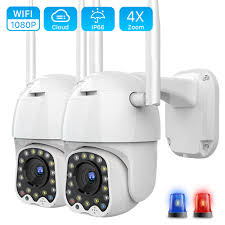 <b>Icy 1080P</b> Security Camera IP Camera WiFi Outdoor Ai CCTV ...