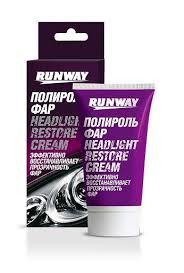 <b>RunWay Полироль фар</b> RW0501 <b>50мл</b> купить в Калининграде ...