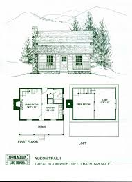 Log Cabin Floor Plans With Loft   So Replica HousesLog Cabin Floor Plans With Loft