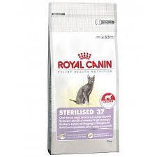 <b>Royal Canin Sterilised</b> 37 | Отзывы покупателей
