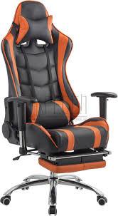 Купить игровое <b>кресло RT</b>-<b>6001</b> черно-оранжевое в интернет ...