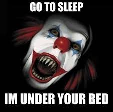 creepy clown meme - Yahoo Image Search Results | Creepy Clowns ... via Relatably.com