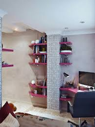 breathtaking teenage room design ideas for small rooms mind blowing wall mounted pink wooden bookshelf accessoriesbreathtaking cool teenage bedrooms