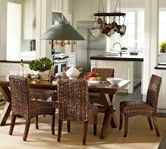 barn kitchen table rectangular pottery barn kitchen dining table