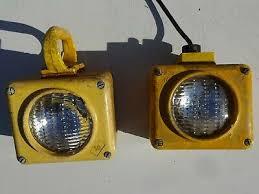 Vintage U.S Navy <b>Roflan</b> Portable Spot Yellow Battle Lantern (2PCS ...