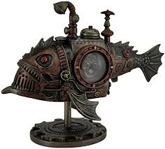 Veronese Design Hand Painted Steampunk ... - Amazon.com