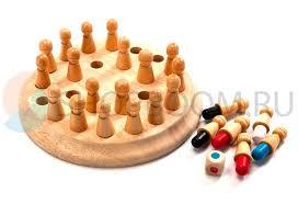Шахматы для тренировки памяти <b>Мнемоники BRADEX DE</b> 0112 ...