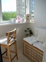 functional furniture that serves several purposes at once is always preferable balcony design furniture