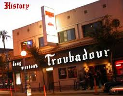 The Troubadour music club