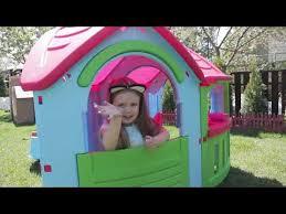 Купить <b>Игровой домик</b> Marian Plast Вилла с пристройкой 6621 со ...
