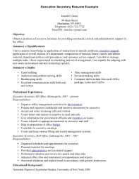 objective summary for resume resume objective statements customer executive secretary resume example objective summary of career objective summary for resume objective summary for resume