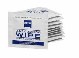 <b>Zeiss Pre-Moistened Lens Cleaning</b> Wipes 200 Pieces for sale ...