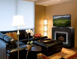 living room electric fireplace tv stand