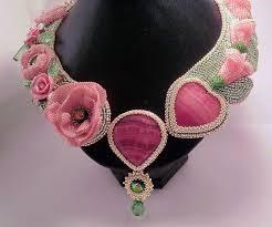 <b>Колье Розовый сад</b> - купить или заказать в интернет-магазине ...