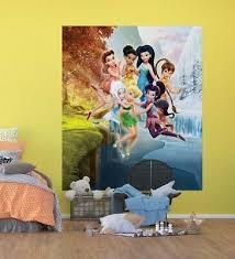 <b>Disney Fairies</b> настенные фрески <b>обои</b> детская спальня премиум ...
