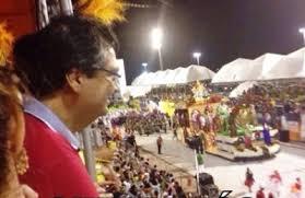 Resultado de imagem para flavio dino no carnaval