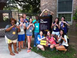 first year experience life on the lsu campus adjusting to both college academics and life at a university can seem like an overwhelming task to students and parents alike but stripes provides students