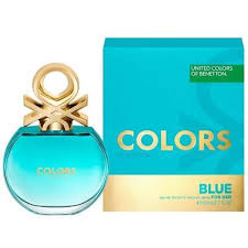 United <b>Colors</b> of <b>Benetton Colors De Benetton</b> Eau <b>De</b> Toilette Blue ...