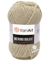 <b>Пряжа YarnArt Merino Bulky</b> – купить по самой дешевой цене: 134 ...