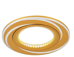 Встраиваемый <b>светильник gauss</b> Aluminium <b>AL015</b> — купить по ...