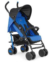 <b>Коляска</b>-<b>трость Chicco Echo</b> Stroller (power blue) — купить без ...