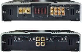 <b>Swat MDX</b>-<b>42 Автомобильный усилитель</b> 4-х канальный купить в ...