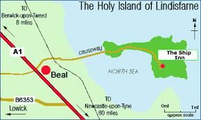 「Lindisfarne map」の画像検索結果