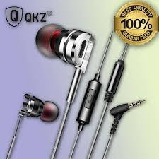 <b>QKZ DM7 Zinc</b> Metal Earphone With 100% original Premium <b>Quality</b> ...