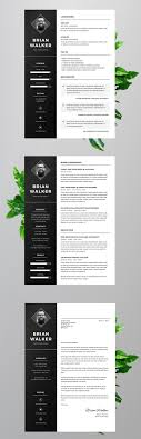 best ideas about resume templates word resume template for microsoft word adobe photoshop and adobe illustrator for personal