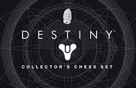 <b>Destiny</b> Chess Set | <b>Destiny</b> 2 Video <b>Game</b> Chess <b>Game</b> | 32 ...