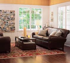 barn living room ideas decorate: fantastic living room ideas leather sofa  for your with living room ideas leather sofa